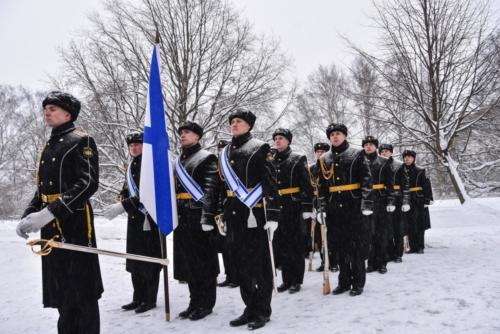 75 лет со дня освобождения Ленинграда
